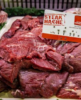 Hippophagie : La viande de cheval en bout de course